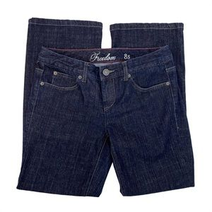 Tommy Hilfiger 8 S Freedom Lowrise Bootcut Jeans